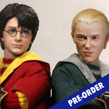 HARRY & DRACO 2.0 (QUIDDITCH)