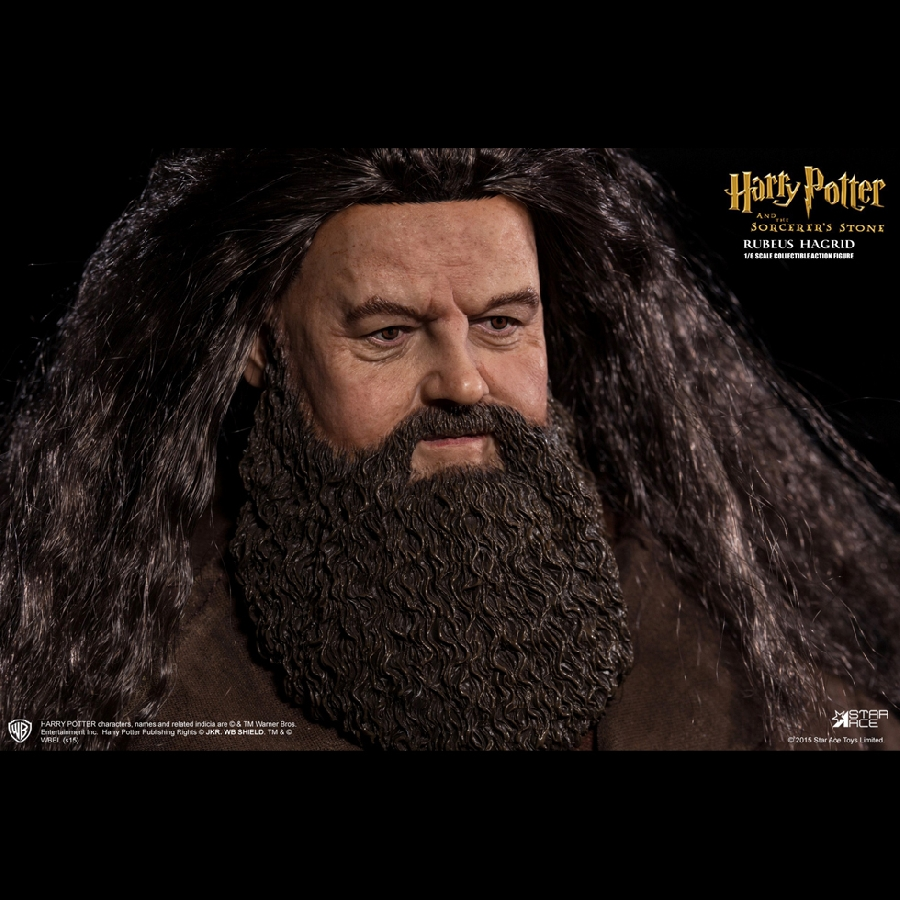 STAR ACE HARRY POTTER RUBEUS HAGRID DELUXE 1//6