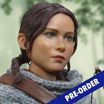 KATNISS EVERDEEN (HUNTING)