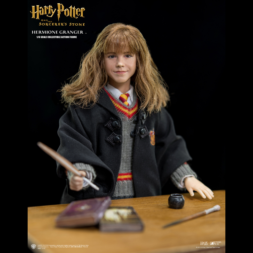 [STAR ACE TOYS] Harry Potter and the Philosopher's Stone - Hermione Granger - Página 2 DSC_2652