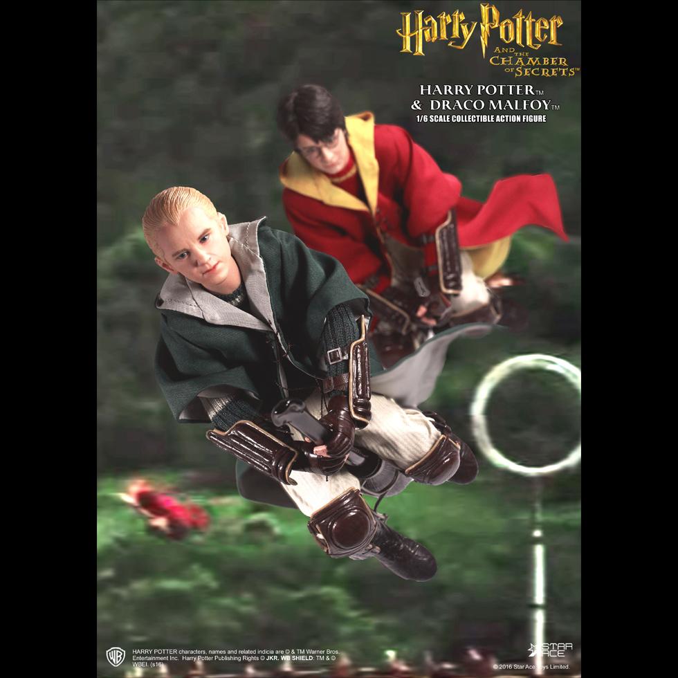 Draco Malfoy Quidditch
