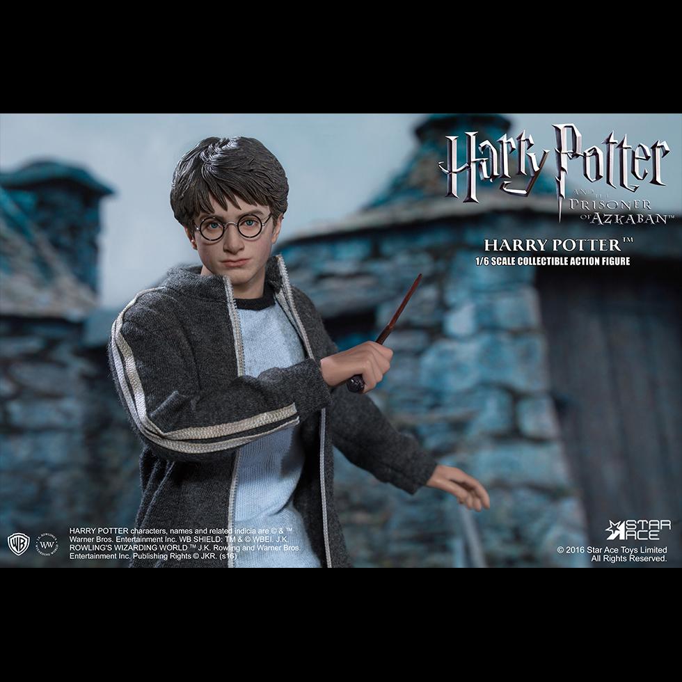 Harry Potter Teenage Ver