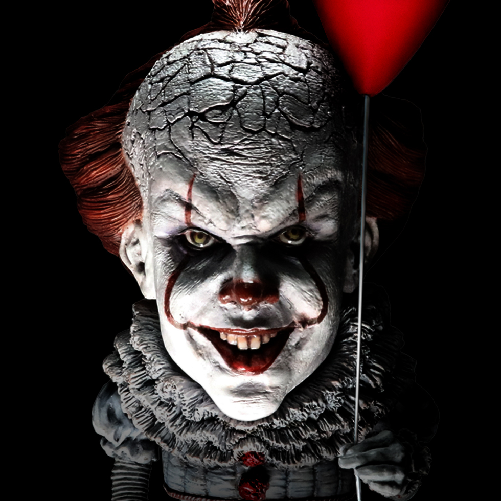 Real Series Statue Figure STAR ACE TOYS Pennywise SA6004 15cm Soft Vinyl Defo